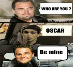 Leonardo Dicaprio Meme Oscar - leonardo dicaprio has finally found his oscar by negergoose meme