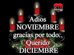 imagenes hola diciembre adiós noviembre hola diciembre youtube
