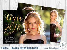 college graduation invitation templates summer graduation announcement invitation template class of 2018