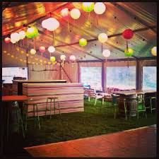21st Party Decorations 21st Birthday Party Garden Party Theme Inside A Marquee
