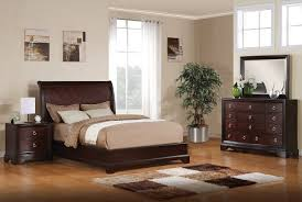 agreeable king bedroom set marlina piece espresso leons for