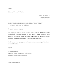 cleaning proposal letter janitorial service invoice sample from