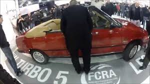 renault alliance hatchback renault alliance cabriolet 1986 rétromobile 2013 youtube