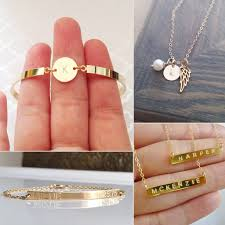 jewelry personalized personalized jewelry popsugar