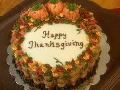 thanksgiving cake great for those large family gatherings