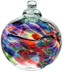 hanging kitras glass ornaments a of dogs for the