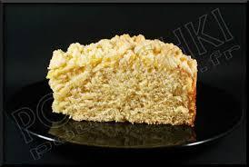 recette cuisine polonaise placek gâteau polonais traditionnel pounchki
