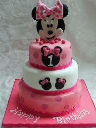 minnie mouse baby 1st birthday cake cakes for me and you