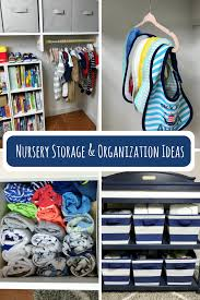 storage and organization nursery storage and organization ideas