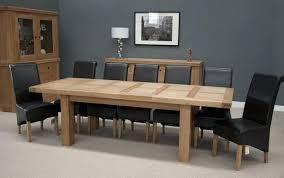 contemporary 10 seater dining table 10 seater dining table oasis games