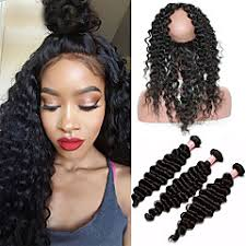 light in the box weave deep wave one pack hair search lightinthebox