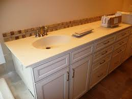 bathroom counter top ideas easy bathroom backsplash ideas all home ideas and decor