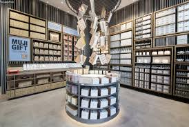 new muji store in the center of milan