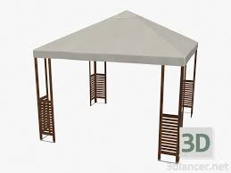 3d model garden house manufacturer ikea collection äpplarö outdoor