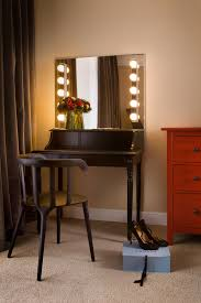 Wood Vanity Table Architecture Wonderful Minimalist Black Wood Dressing Table With