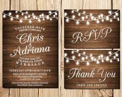 free sle wedding invitations rustic wedding invitation country diy printable wedding