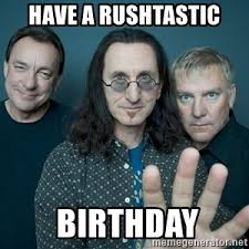Rush Meme - rush band meme generator