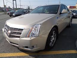 cadillac cts 08 used 2008 cadillac cts w 1sa in st georges used inventory méga
