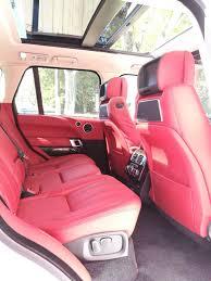 range rover pink interior range rover vogue 5 0 autobiography 2015 weststar motors