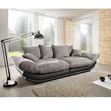 Kika Esszimmer Sessel Mega Sofa Rose Schoko Weiß Schwarz At41101 Möbilia De