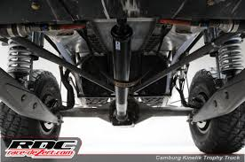 rally truck suspension camburg kinetik trophy truck race dezert com