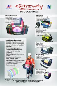 Maryland travel golf bag images 100 best disc golf images disc golf bag golf bags jpg