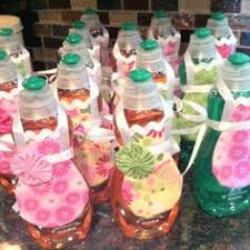 kitchen shower ideas favor dish soap or soap kitchen bridal shower