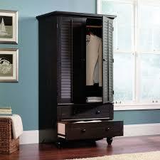 How To Design A Closet Armoire Closet Black U2014 Steveb Interior How To Design An Armoire