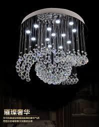 aliexpress com buy new design large crystal chandelier lights