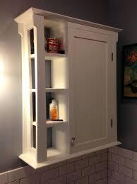 White Bathroom Wall Storage Cabinet - bathroom small wall cabinet cabinets with doors white towel bar