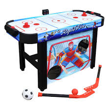 3 in 1 air hockey table hathaway rapid fire 42 in 3 in 1 air hockey multi game table