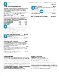 sample bill u2014large commercial 50 kw con edison