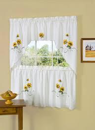 Sunflower Curtains Kitchen by Sunflower Curtains For Kitchen Ideas Kitchen Remodel Cabinet