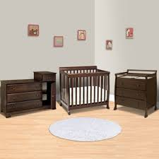 Davinci Kalani Changing Table Da Vinci 3 Nursery Set Kalani Mini Crib 3 Drawer Changing