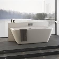 mode carter back to wall bath victoriaplum com free delivery mode carter back to wall bath
