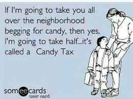 Halloween Candy Meme - don t lie parents you totally steal your kids halloween candy