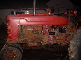 and paint for farmall m