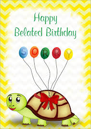 free belated birthday cards winclab info