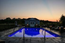 Cedarburg Overhead Door Gorgeous Pool Makes A Big Splash In Cedarburg La Rosa Landscape