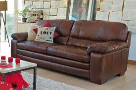 Leather Sofas Lumina 3 Seater Leather Sofa From Harvey Norman Ireland