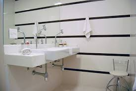 wall paneling easy solution for bathroom