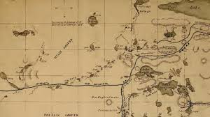 Morgan State University Map by 150 Year Old Map Reveals That Beaver Dams Can Last Centuries