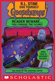 the curse of the creeping coffin give yourself goosebumps ebook