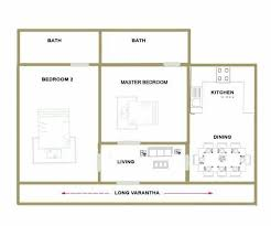 kerala home design 2 bedroom kerala traditional style 2 bedroom house at 550 sq ft interior