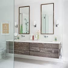 Real Wood Bathroom Cabinets by Solid Wood Bathroom Vanities Dual Oval Sink Design Ideas Dark