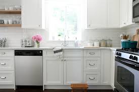 restoration hardware kitchen faucet white shaker cabinets transitional kitchen benjamin