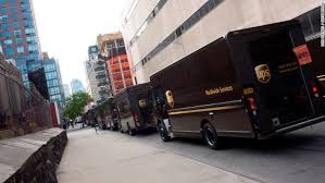 ups faces delivery delays after last week s shopping frenzy