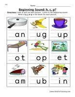 beginning and ending sounds worksheet worksheets phonics