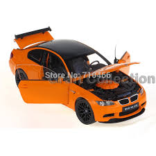 model bmw cars 1 18 scale car model of bmw m3 gts coupe sport car diecast