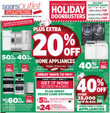 sears outlet black friday ad 2017 shop the best sears outlet